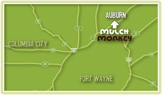 Auburn Delivery Area