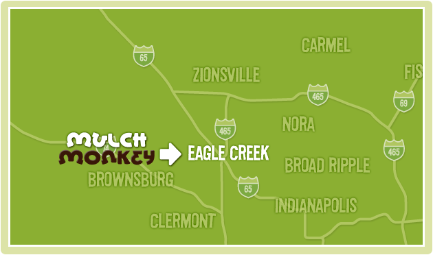 Eagle Creek Delivery Area