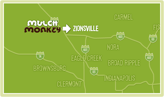 Zionsville Delivery Area